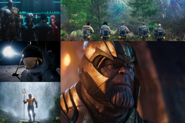 2019 visual effects